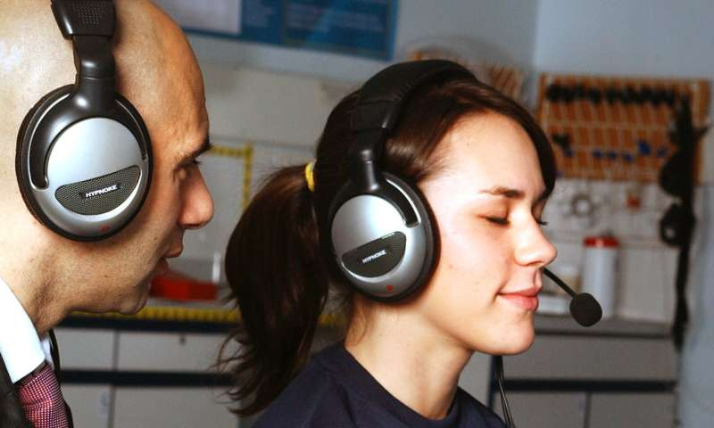 Chill-out tunes amplify recovery after workout