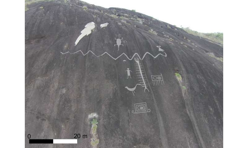Venezuelan rock art mapped in unprecedented detail