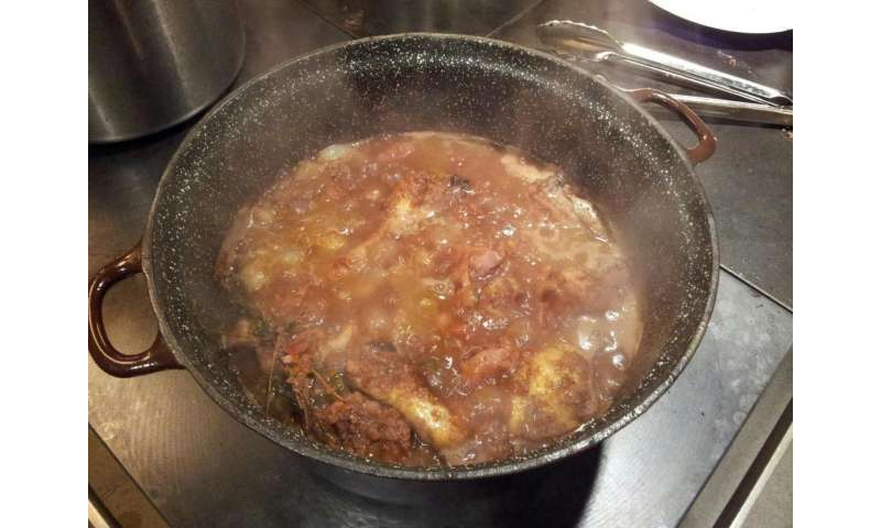 New research provides practical cooking tips for your red wine sauce