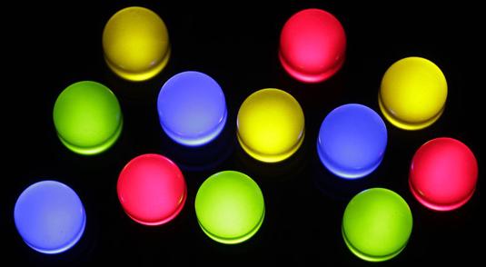 Researchers find novel technique for tuning the color of LED light emission
