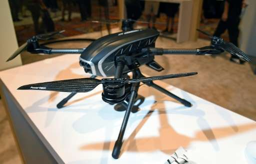 65 countries have rules for the use of small drones