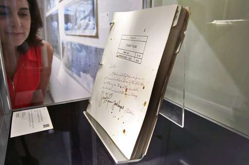 Moon dust collected by Neil Armstrong to be auctioned in NY