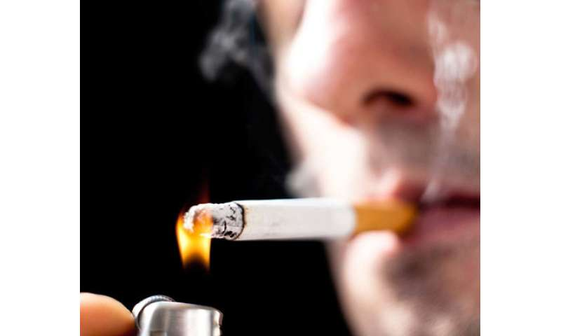 Researchers identify gene that influences nicotine dependence