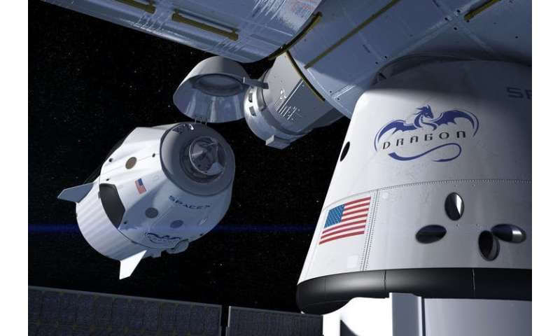 Private companies are launching a new space race – here's