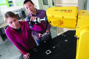 Researchers develop ways to improve machining, milling processes