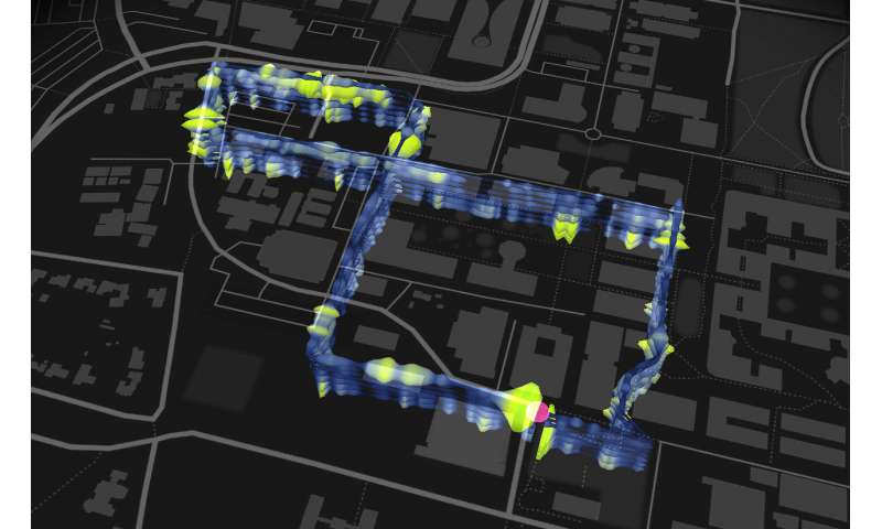 Stanford researchers build a 'billion sensors' earthquake observatory with optical fibers