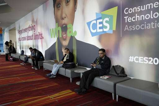 The Latest at CES: From drones to A.I., top CES 2017 trends