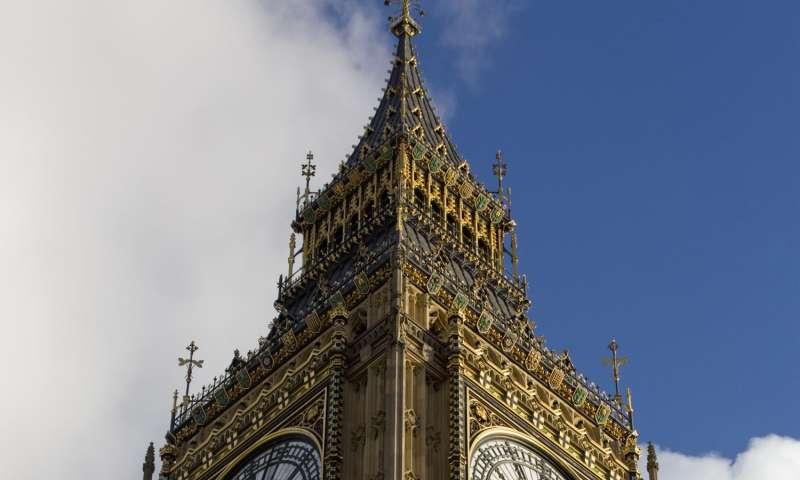 University of Leicester researchers measure Big Ben's bong