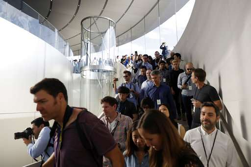 Apple kicks off event; $1,000 iPhone is expected
