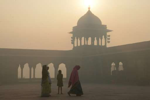 A 2014 World Health Organization survey of more than 1,600 cities ranked New Delhi as the most polluted