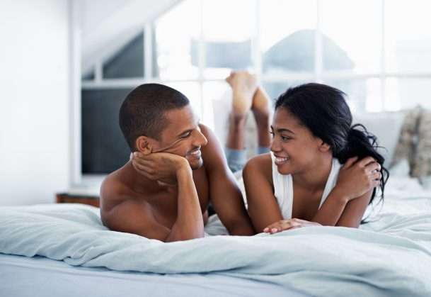 A 48-hour sexual 'afterglow' helps to bond partners over time