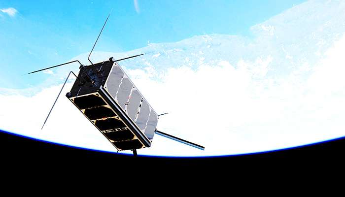 Aalto-2 satellite launched into space