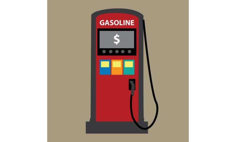 A carbon tax would not cause too much grief at the gas pump
