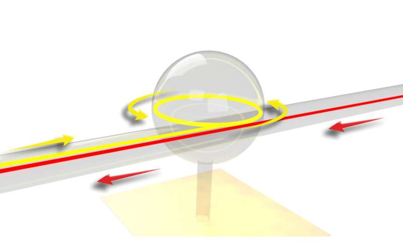 Achieving near-perfect optical isolation using opto-mechanical transparency