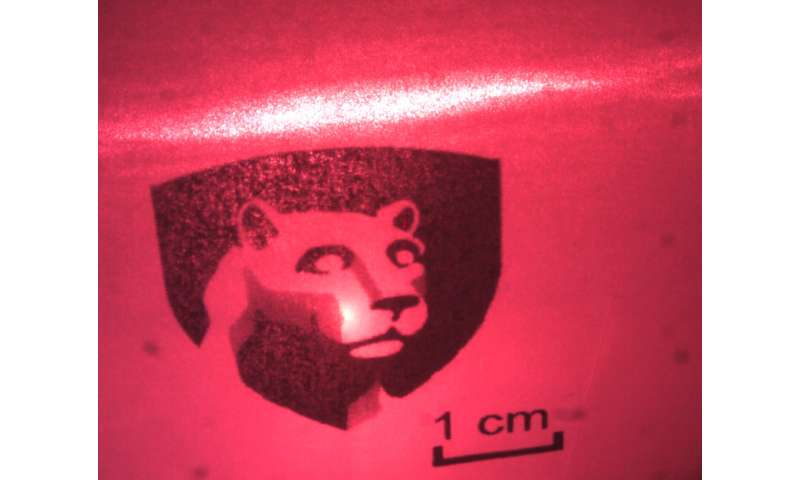 A curious quirk brings organic diode lasers one step closer