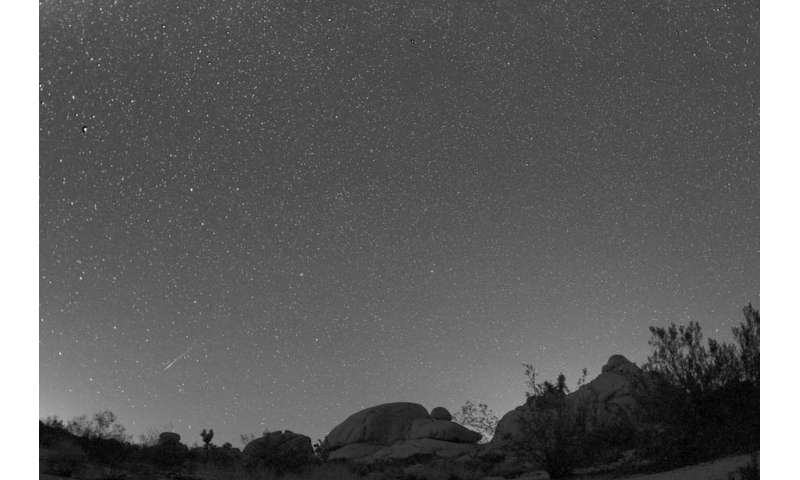 A guide to meteor showers – what to look out for and when