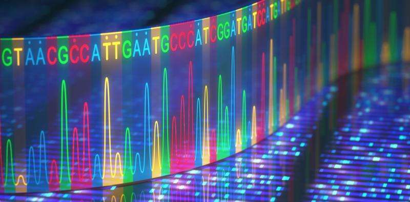 A hidden code in our DNA explains how new pieces of genes are made