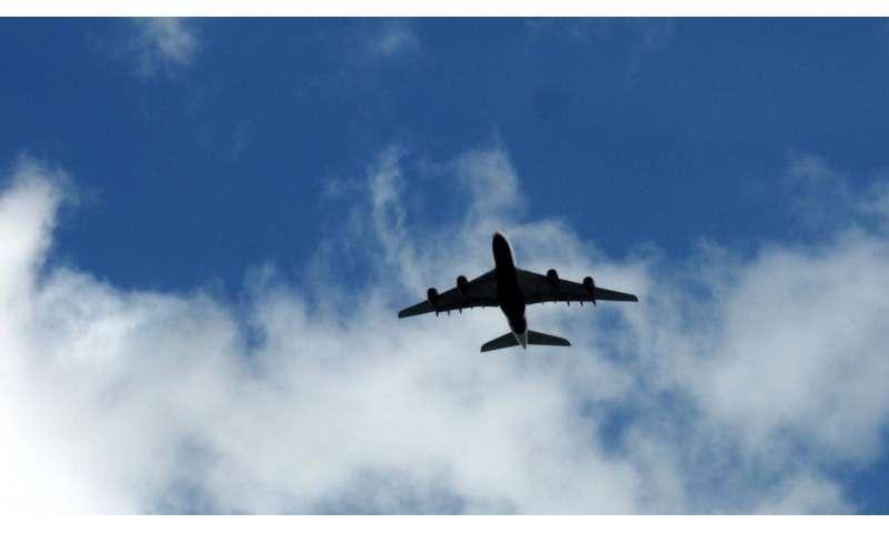Air travel responsible for spread of dengue through Asia