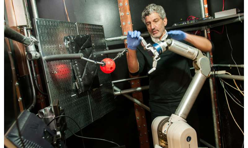 Amputees can learn to control a robotic arm with their minds