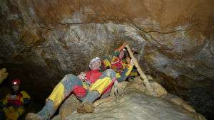 Ancient cave reveals Syria may suffer further from severe droughts