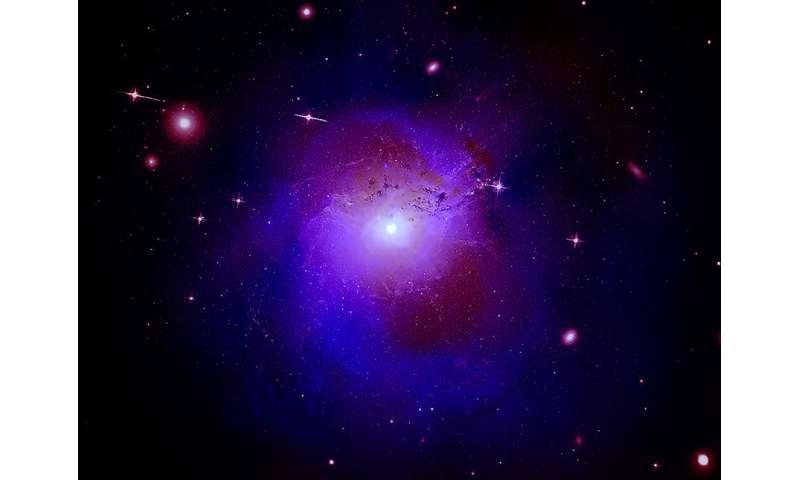 A new twist in the dark matter tale