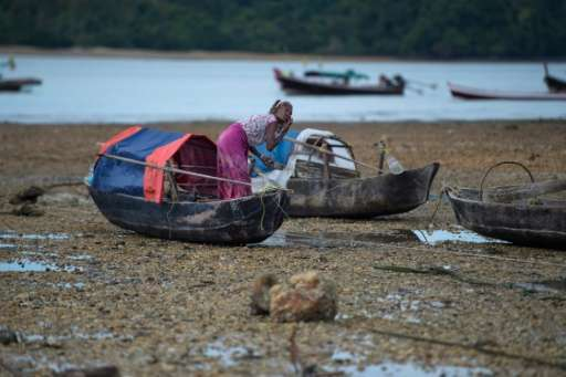 A Norwegian fisheries research vessel which surveyed the Myeik archipelago in 1980 and again in 2013 found rampant overfishing h