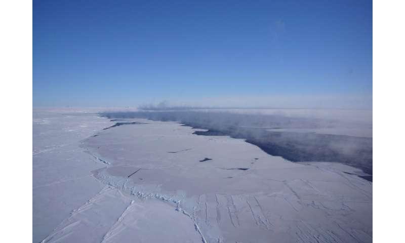 Antarctica: Return of the Weddell polynya supports Kiel climate model
