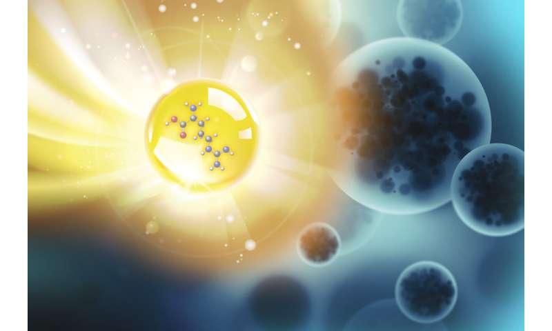 Antibiotic nanoparticles fight drug-resistant bacteria