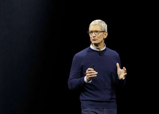 Apple CEO makes $2 million pledge to fight hate