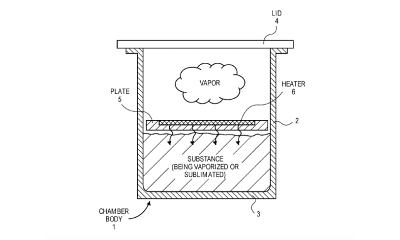 Apple files patent presenting vaporizer concept, tech watchers explore possible use