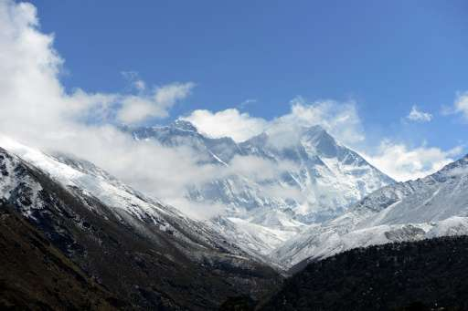 A record 373 foreign climbers have been cleared to scale Everest from the south side during a narrow window of good weather this