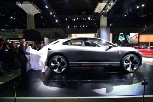 Are dreams electric? Jaguar promises more petrol-free models