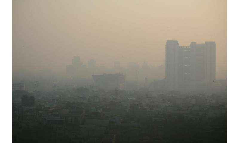 As another smog season looms, India must act to keep Delhi from gasping