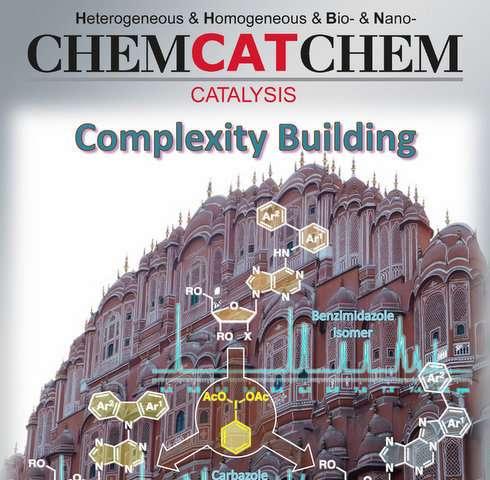 Assembling complex molecules