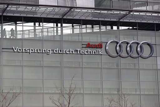 Audi to update 850,000 cars as diesel recalls widen
