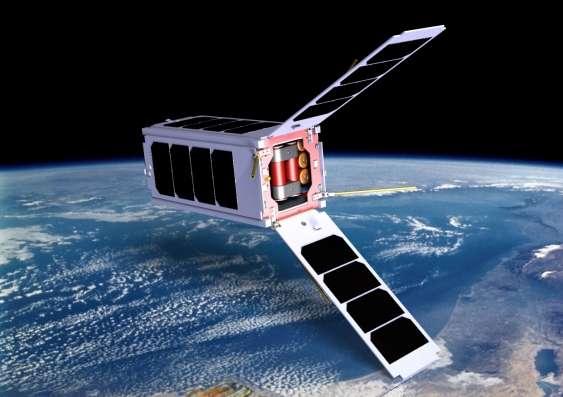 Australian satellite in orbit
