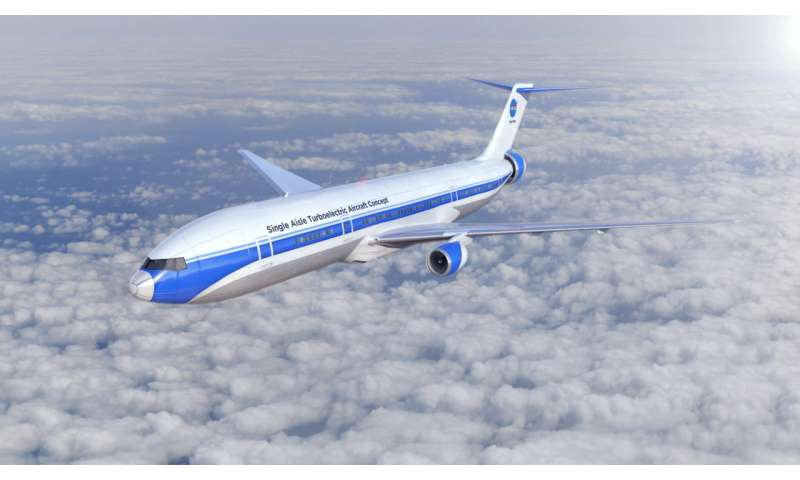 Aviation Renaissance: NASA Advances Concepts for Next-gen Aircraft
