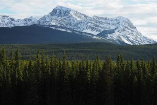 Banff National Park in Alberta and other Canadian national parks are expecting record numbers of visitors this year, with free a