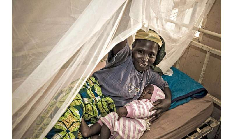 BASF unveils new class of insecticide for malaria prevention
