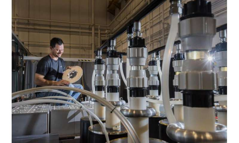 Better living through pressure—functional nanomaterials made easy