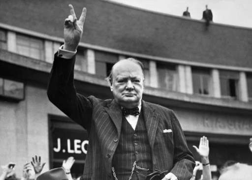 Between ruling Britain and helping the Allies win World War II, Winston Churchill was among the first to theorise about other re