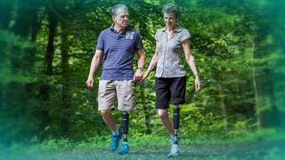 Big step forward in powered ankle prostheses