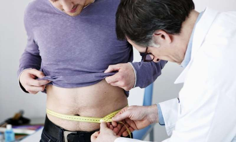 BMI is underestimating obesity in Australia, waist circumference needs to be measured too