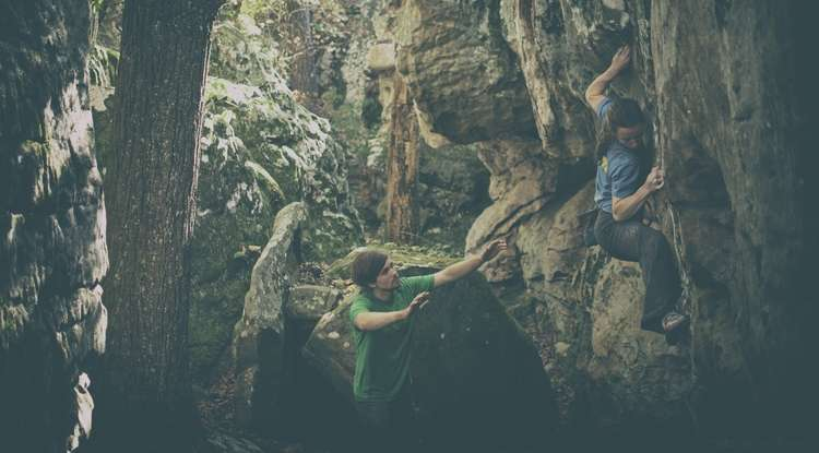 Bouldering envisioned as new treatment for depression