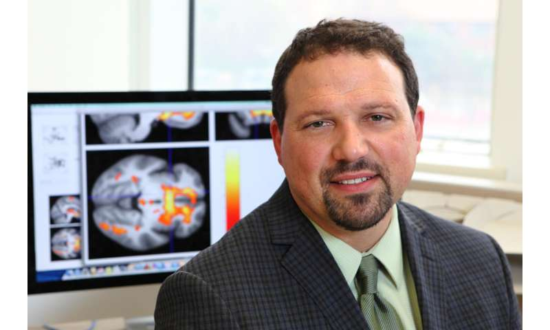 Brain scan before antidepressant therapy may predict response