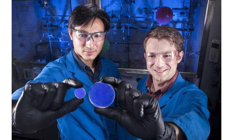 Bright thinking leads to breakthrough in nuclear threat detection science