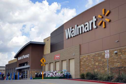 Buyer's remorse be gone, Walmart puts returns in fast lane