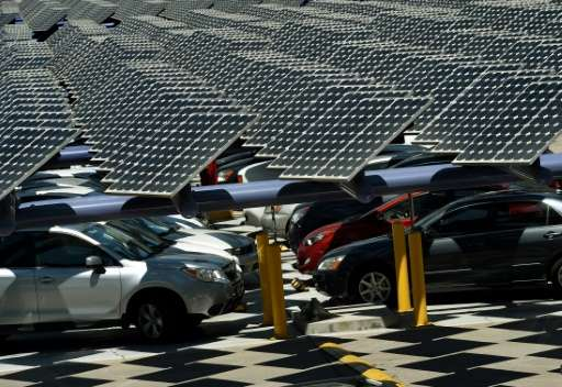 California has led the way in promoting solar energy and electric cars and has the largest fleet of zero-emissions vehicles in t