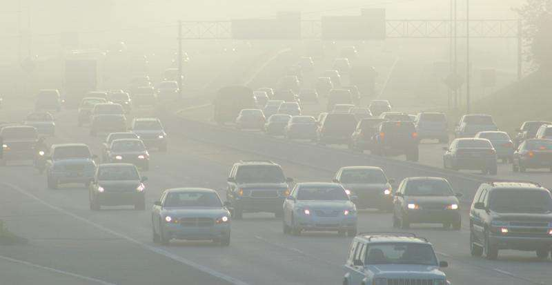 California named state with the worst air quality (again)