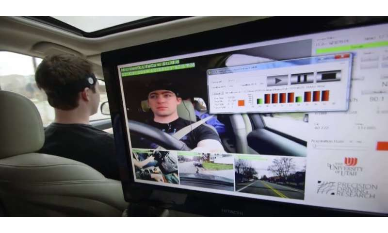 Caution ahead: The growing challenge for drivers' attention